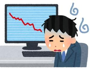 株為替が乱高下!歴史的地獄相場でマイナス100万円を焼かれた管理人は…どうなった?