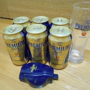 ビールサーバーが家庭で手軽に #私の神泡キャンペーン当選!