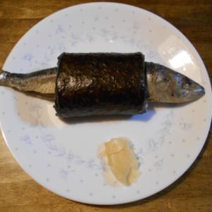 節分の恵方巻はいわし一匹!くら寿司の「まるごといわし巻」が凄い