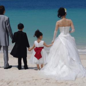 ママの結婚