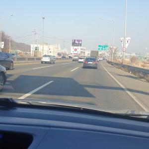 ソウルにドライブ