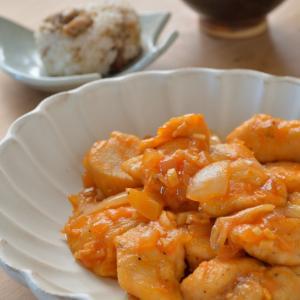 【献立サイコロ】鶏肉×ピリ辛=鶏チリ