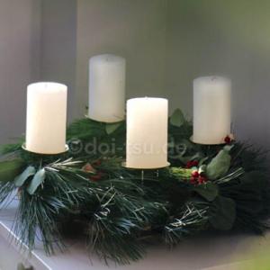 【ドイツ】アドベントとアドベントクランツ・ドイツのクリスマスシーズンの風物詩について在住者が紹介!