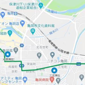 桑田神社の参道⑧三宅神社(亀岡市・三宅町)