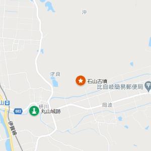 大村神社の参道⑧比自岐神社(伊賀市・比自岐)