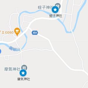 摩気神社の参道⑫蛭子神社(南丹市・園部町・仁江)