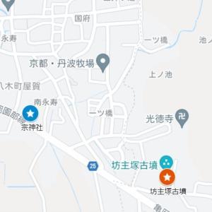 摩気神社の参道⑤宗神社(南丹市・八木町・屋賀)