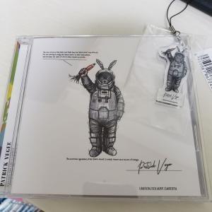ユニゾンのアルバム買いました