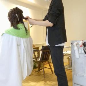 【灘区の髪質改善美容院】本当の髪質改善は時間と手間が掛かりますが着実に効果が出ます