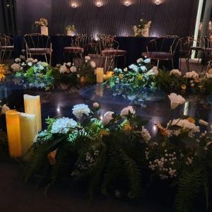同僚の結婚式