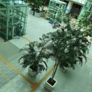 静かな仁川空港