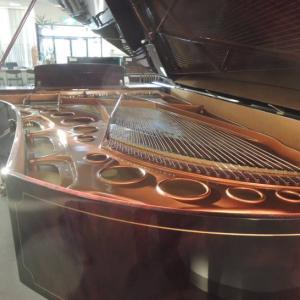 日本にたったの3台!「モンスター」と称される幻のグランドピアノが郡山のピアノ屋さんに♪