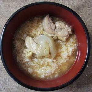 シブイは鶏肉で炊け!