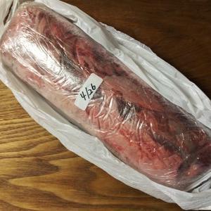 牛すじ1kg500円ゲット!やっぱりステーキ