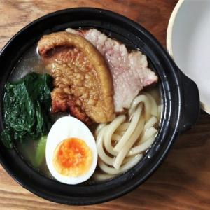 東京鍋焼きうどんの病人食