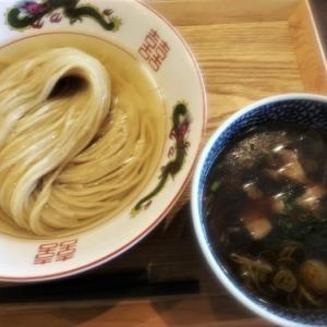 わた琉で濃厚昆布水つけ麺