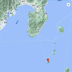 えっ、焼津の山から伊豆七島が見えるってホントか⁉️
