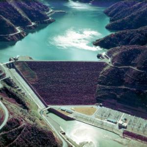 三度目の正直⁉️ 九頭龍ダム
