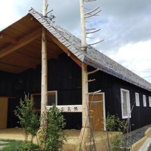 藤森建築の聖地にまた一つユニークな建物が・・・