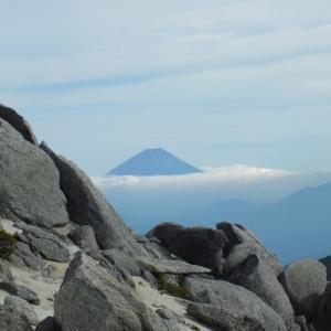 鳳凰三山⛰️トレッキング