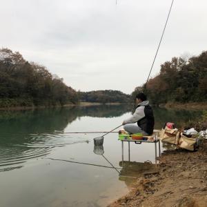 本庄池釣行