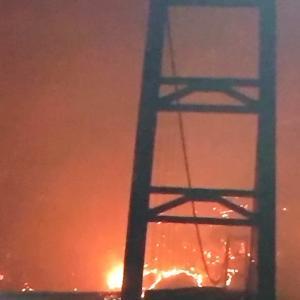 カリフォルニアの山火事に際して、緊急避難命令のときに持ち出すもの