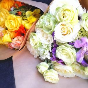 お花を飾って開運しましょ!