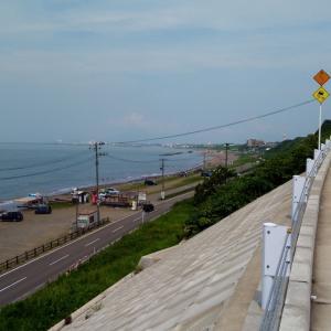 Route14 市振 ⇒ 府屋 ひたすら沿海路北上の旅 その4