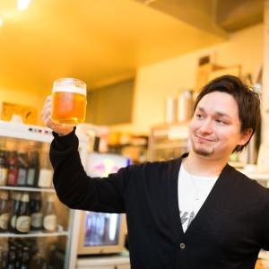 2月ですが、あけましておめでとうございます!ビールって美味しいね。