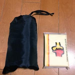 PEKOさんのお手製輪行袋とグランジキャリーライトを比較?してみた話