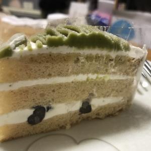 冷凍ケーキの味