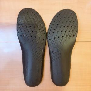 ジャングルモックが少し小さくて窮屈!革靴を自分で伸ばして広げてみた。