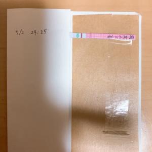 31歳 不妊治療 ブログ【低温期13日目】クロミッド 排卵日検査薬がうっすら陽性反応