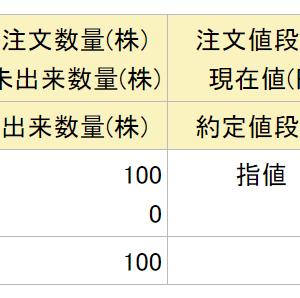 IPO rakumo を売却、権利落ちのソフトバンクを購入 & 夢庵でカツ丼ダブル。