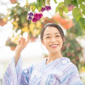 【しぐさ×フォト×花】お花のエネルギーは人を笑顔にさせてくれます♡