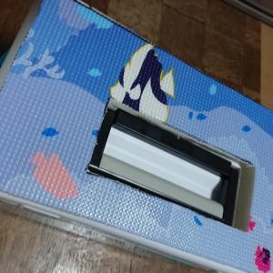 「クーラー(座面)の防寒対策」寒い夜釣りのために〜簡単DIY