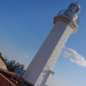 夕日がきれい!「おすすめ夕日スポット」紀伊日ノ岬灯台