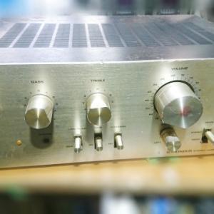 「パイオニアSA-6800Ⅱのジャンクを弄ってみる」自己満足 修理 レストア