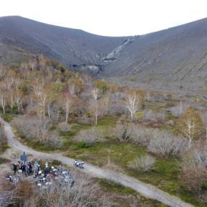 ビッグオフロードバイクで行く『野営の会2020秋』