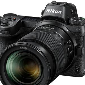 Nikon Z7近日発売....だけど