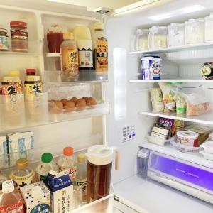 【キッチン】冷蔵庫のなかをぜんぶ公開!