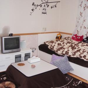 ひとり暮らしをしていたころの部屋の写真!