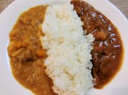 【食】オリエンタルマースカレー