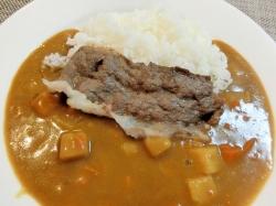 【食】ビーフカレー