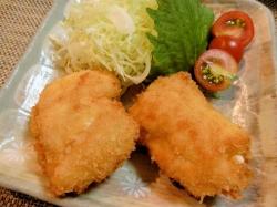 【食】チーズチキンカツ