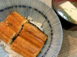 【食】鰻丼