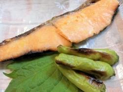【食】銀鮭西京漬