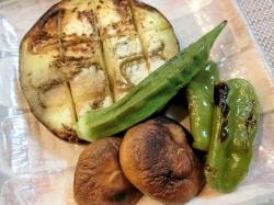 【食】焼き野菜