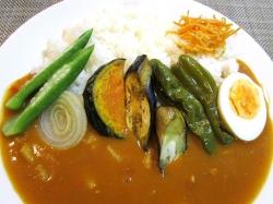 【食】チキンカレー