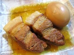 【食】豚の角煮